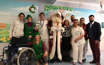 Il Mondo di Matteo all'Ospedale Pediatrico Bambino Gesù.